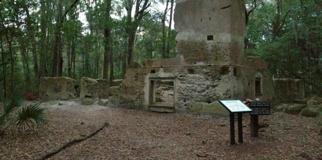 Stoney Baynard Ruins