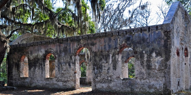COMING SOON: Chapel of Ease, St. Helena Island (1740-1886)