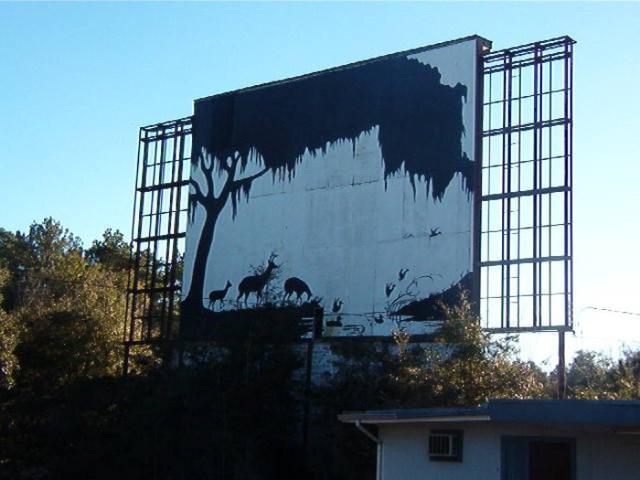 Walterboro Drive-In, Walterboro, SC.